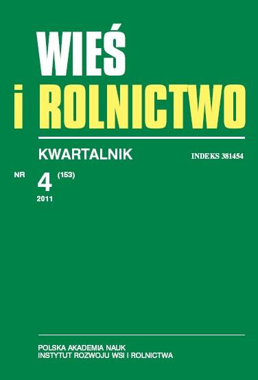 Wyświetl Nr 4 (153) 2011: Kwartalnik