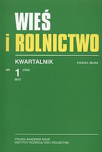 Wyświetl Nr 1 (154) 2012: Kwartalnik