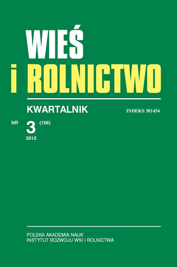 Wyświetl Nr 3 (156) 2012: Kwartalnik