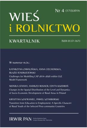 Wyświetl Nr 4 (173) 2016: Kwartalnik