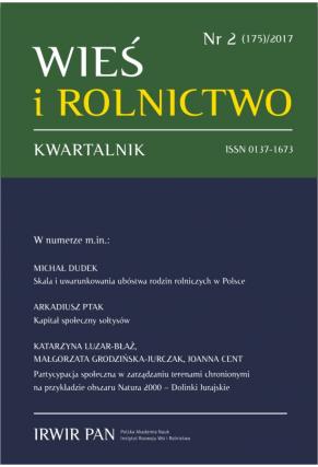 Wyświetl Nr 2 (175) 2017: Kwartalnik