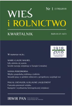Wyświetl Nr 1 (178) 2018: Kwartalnik