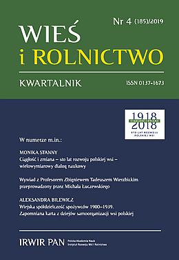 Wyświetl Nr 4 (185) 2019: Kwartalnik